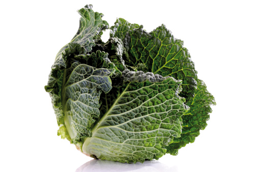 Focus On Foreground「Savoy cabbage, close-up」:スマホ壁紙(14)