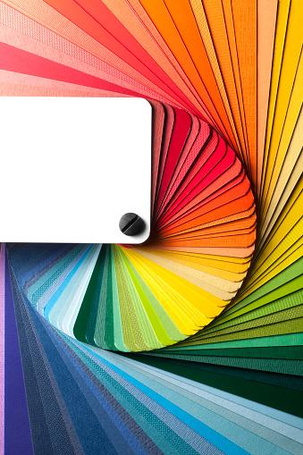 虹「色のカード」:スマホ壁紙(5)