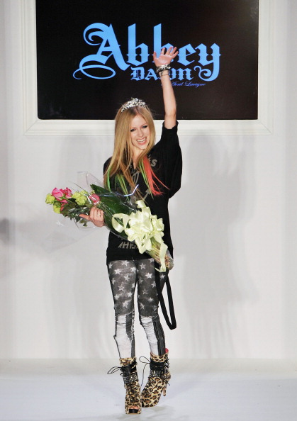 Spring Collection「Abbey Dawn By Avril Lavigne - Runway - Spring 2012 Style360」:写真・画像(4)[壁紙.com]