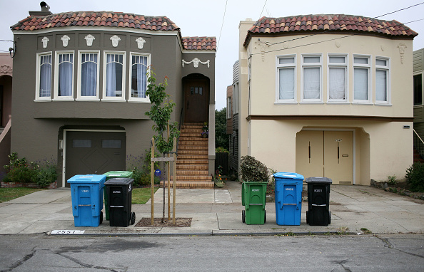 Residential District「San Francisco Passes Toughest Recycling Law In U.S.」:写真・画像(5)[壁紙.com]
