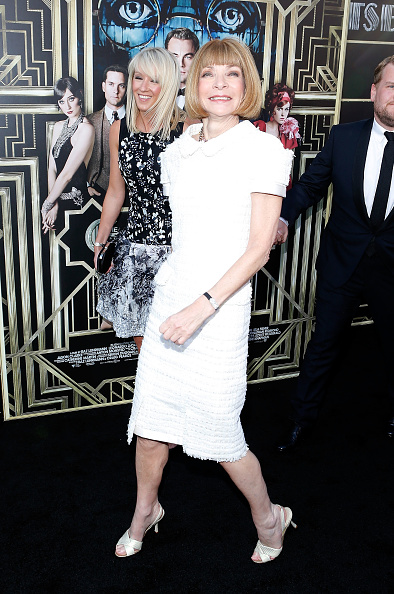 "Manolo Blahnik - Designer Label「""The Great Gatsby"" World Premiere - Outside Arrivals」:写真・画像(3)[壁紙.com]"