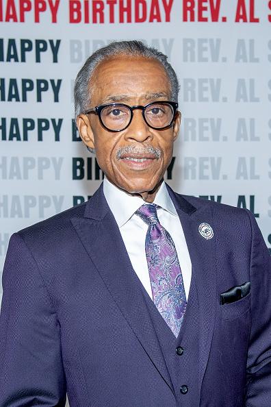 Al Sharpton「Rev. Al Sharpton 65th Birthday Celebration」:写真・画像(4)[壁紙.com]