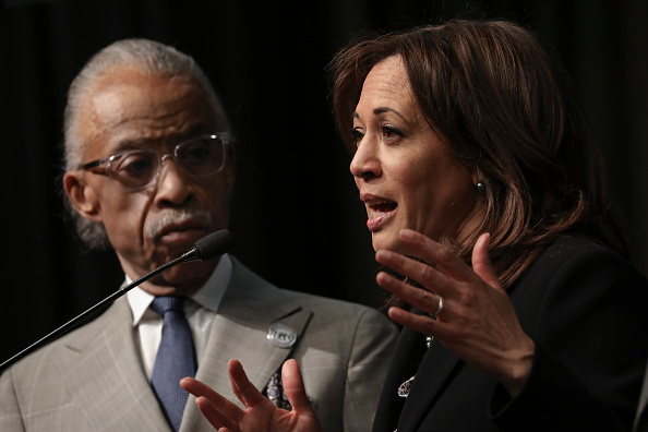 Al Sharpton「Presidential Candidates And Politicians Attend National Action Network Annual Convention」:写真・画像(13)[壁紙.com]