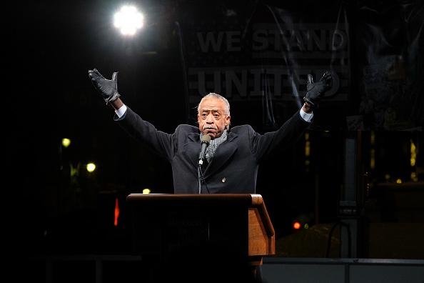 Al Sharpton「We Stand United NYC Rally」:写真・画像(6)[壁紙.com]