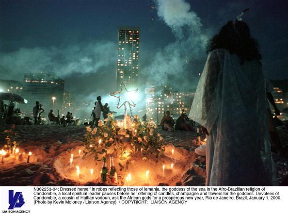 Celebration Event「New Year's Eve celebration in Rio de Janeiro」:写真・画像(8)[壁紙.com]