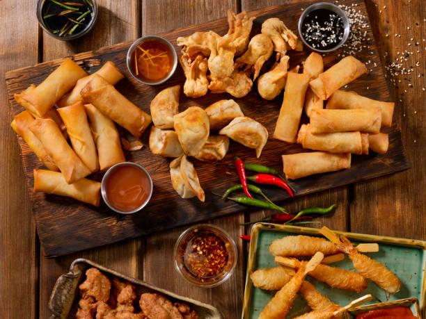 Asian Appetizers:スマホ壁紙(壁紙.com)