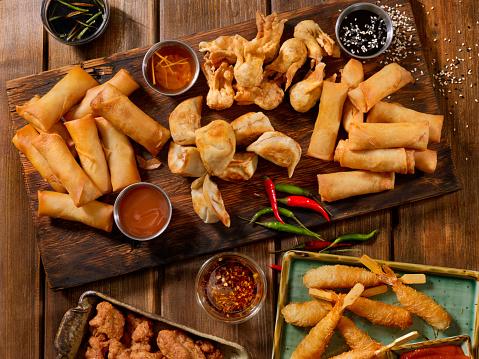 Chicken Meat「Asian Appetizers」:スマホ壁紙(5)
