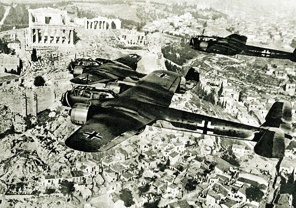 World War II「Luftwaffe Over Greece」:写真・画像(17)[壁紙.com]