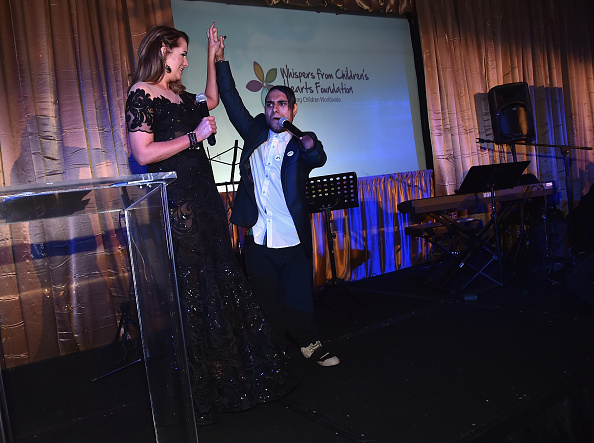 24 legacy「Whispers From Children's Hearts Foundation's 3rd Legacy Charity Gala」:写真・画像(8)[壁紙.com]
