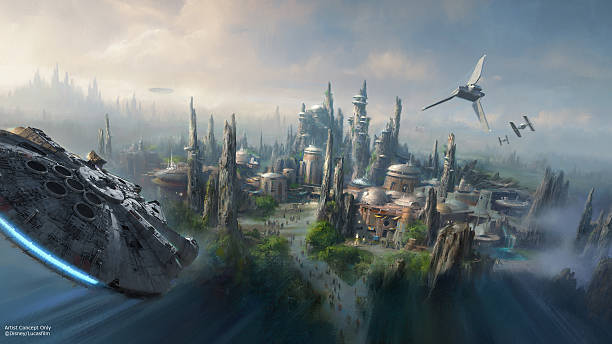 Star Wars - Themed Lands Coming to Disney Parks:ニュース(壁紙.com)