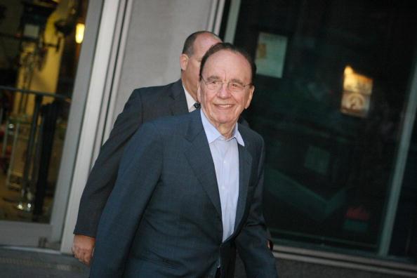 Dow Jones Industrial Average「Bancroft Family Agrees To Sell Dow Jones To Murdoch」:写真・画像(8)[壁紙.com]