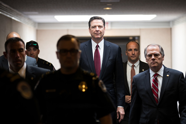Hart Senate Office Building「James Comey Testifies At Senate Hearing On Russian Interference In US Election」:写真・画像(3)[壁紙.com]