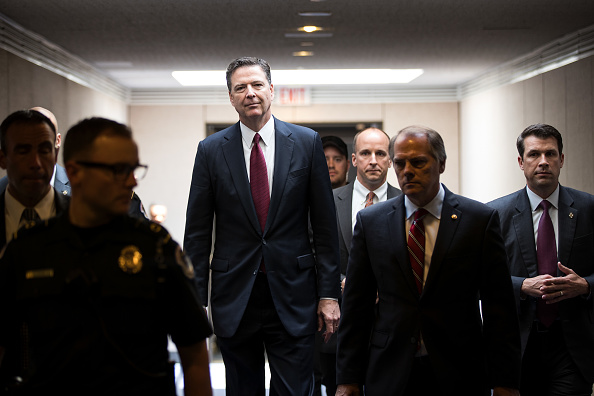 Hart Senate Office Building「James Comey Testifies At Senate Hearing On Russian Interference In US Election」:写真・画像(8)[壁紙.com]