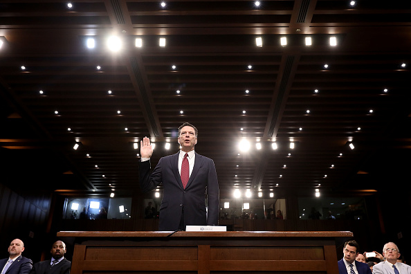 Hart Senate Office Building「James Comey Testifies At Senate Hearing On Russian Interference In US Election」:写真・画像(19)[壁紙.com]