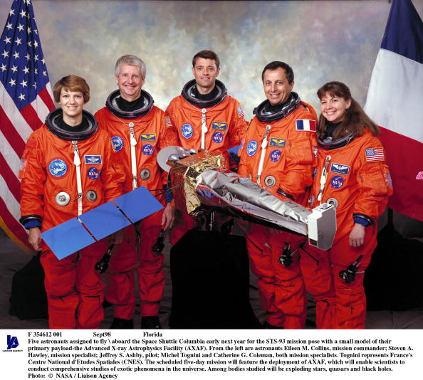 Astronomy「Florida Five Astronauts Assigned To Fly \ Aboard The Space Shuttle Columbia Earl」:写真・画像(13)[壁紙.com]