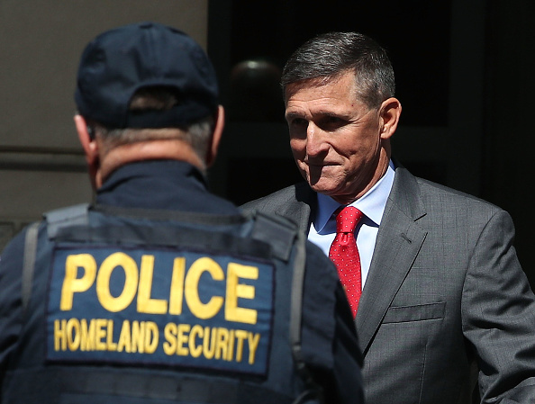 Security「Michael Flynn Returns To Court For Pre-Sentencing Hearing」:写真・画像(12)[壁紙.com]
