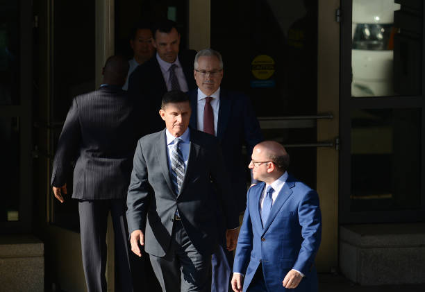 Former Trump Adviser Michael Flynn Charged With Making False Statement To FBI:ニュース(壁紙.com)