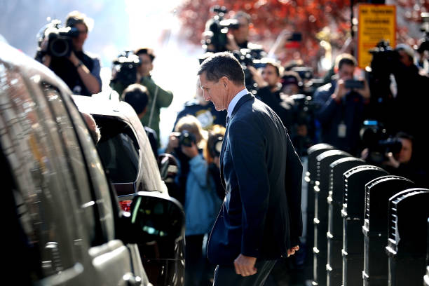 Former Trump Adviser Michael Flynn Charged With Making False Statement To FBI:ニュース(壁紙.com)