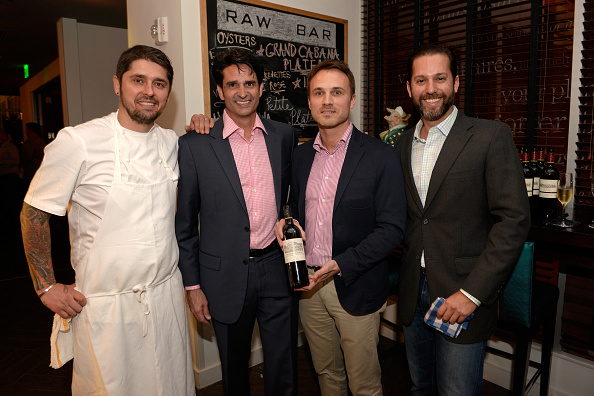 21st Century「Brasserie Bites: A Dinner Hosted By Ludo Lefebvre and Jose Mendin - 2015 Food Network & Cooking Channel South Beach Wine & Food」:写真・画像(16)[壁紙.com]