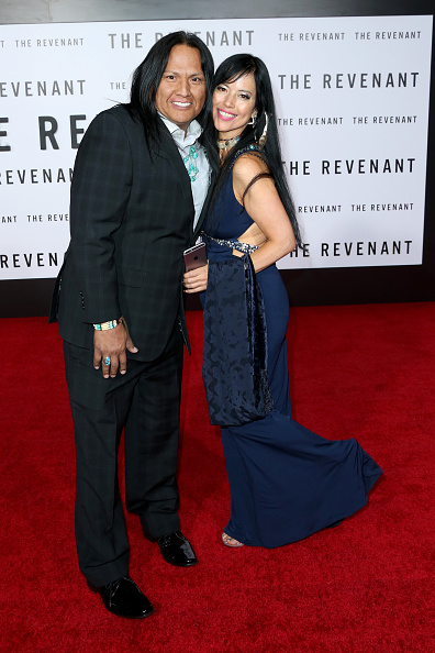 "The Revenant - 2015 Film「Premiere Of 20th Century Fox And Regency Enterprises' ""The Revenant"" - Arrivals」:写真・画像(2)[壁紙.com]"