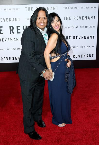 "The Revenant - 2015 Film「Premiere Of 20th Century Fox And Regency Enterprises' ""The Revenant"" - Arrivals」:写真・画像(1)[壁紙.com]"