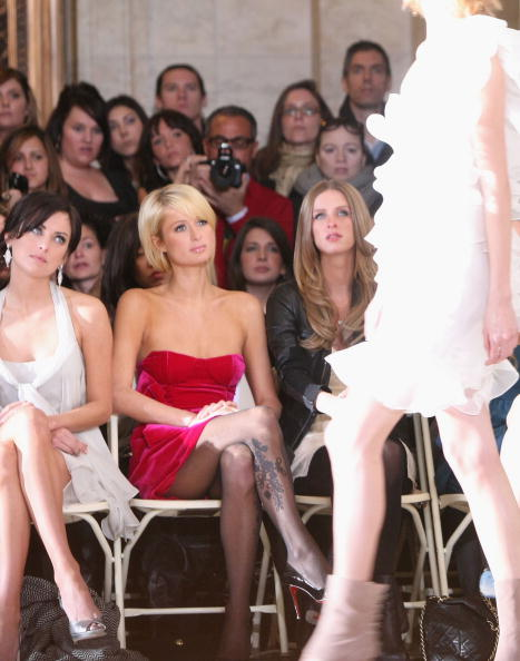 セレブリティ「Jill Stuart - Front Row - Fall 09 MBFW」:写真・画像(10)[壁紙.com]