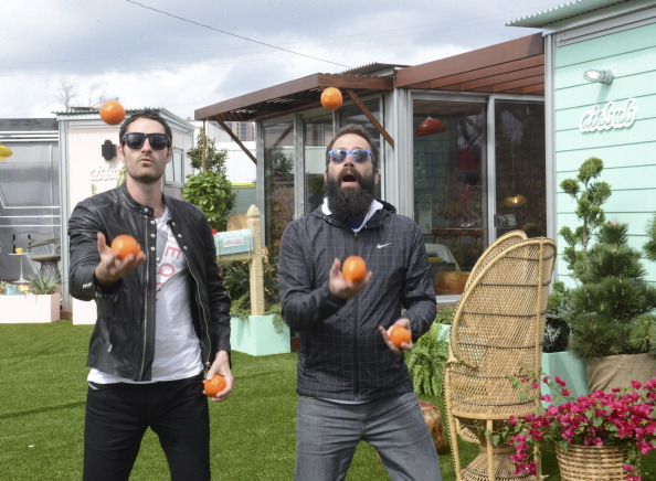Gulf Coast States「Capital Cities Pop Up at Airbnb Park during SXSW March 14, 2014」:写真・画像(15)[壁紙.com]