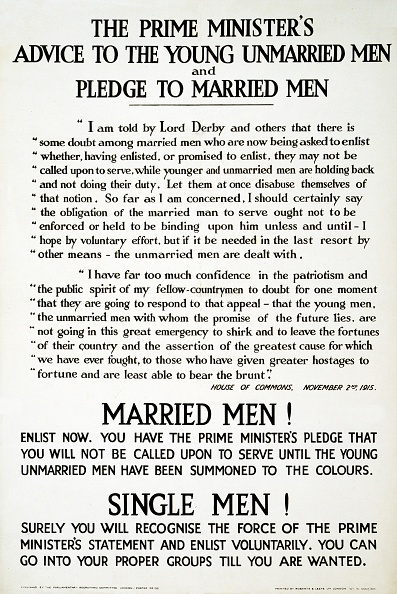 Advice「Recruitment Poster The Prime Minister'S Advise To The Young Unmarried Men And Pledge To Married Men」:写真・画像(16)[壁紙.com]