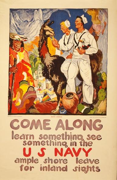 Sailor「Ww1 Recruitment Poster For The Us Navy」:写真・画像(15)[壁紙.com]