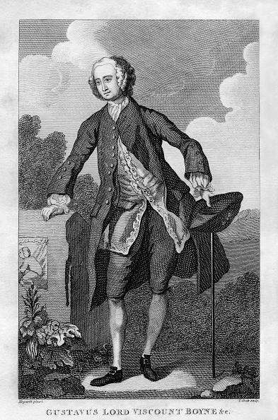 William Hogarth「Gustavus Lord Viscount Boyne by William Hogarth」:写真・画像(18)[壁紙.com]