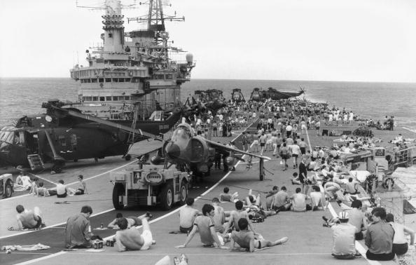 Falkland Islands「Sunbathing On Deck」:写真・画像(9)[壁紙.com]