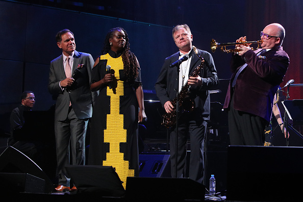 Small Group Of People「International Jazz Day 2019 All-Star Global Concert」:写真・画像(16)[壁紙.com]