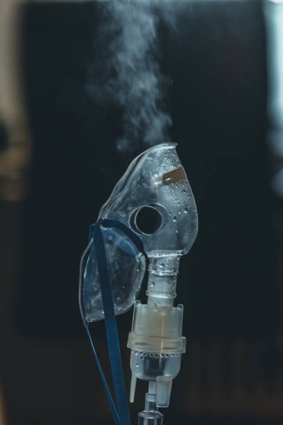 Medical nebulizer for the treatment of bronchitis:スマホ壁紙(壁紙.com)