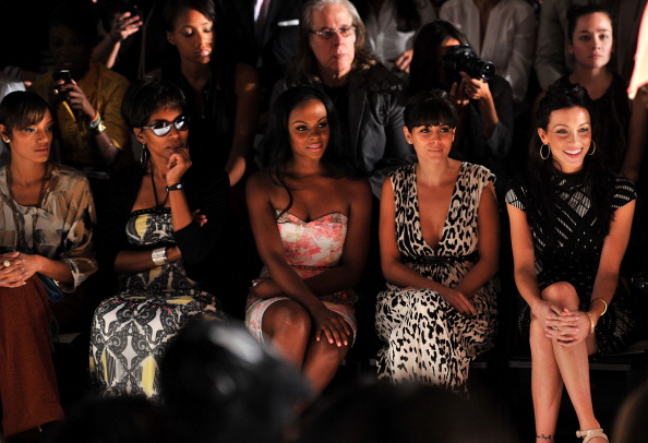 Spring Collection「Tracy Reese - Front Row - Spring 2012 Mercedes-Benz Fashion Week」:写真・画像(19)[壁紙.com]