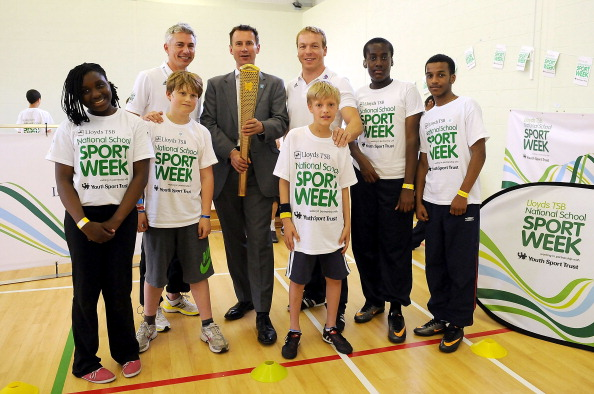 Student Academy Award「Lloyds TSB National School Sports Week Launch」:写真・画像(11)[壁紙.com]