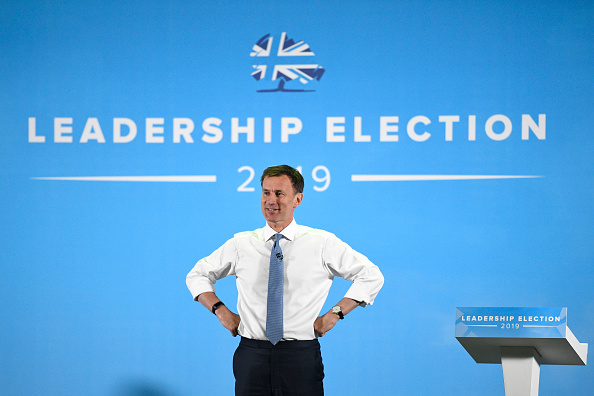 Colchester「Jeremy Hunt And Boris Johnson Hold Hustings In Colchester」:写真・画像(15)[壁紙.com]