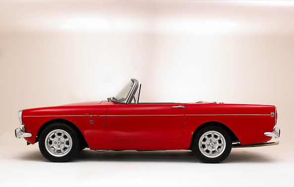 Sunbeam「1965 Sunbeam Tiger Alpine 260」:写真・画像(11)[壁紙.com]