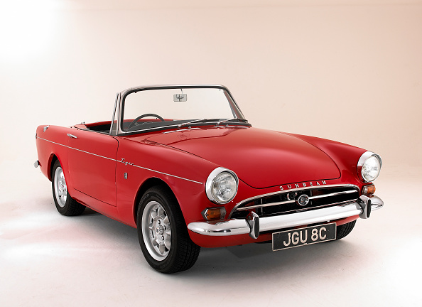 Sunbeam「1965 Sunbeam Tiger Alpine 260」:写真・画像(3)[壁紙.com]
