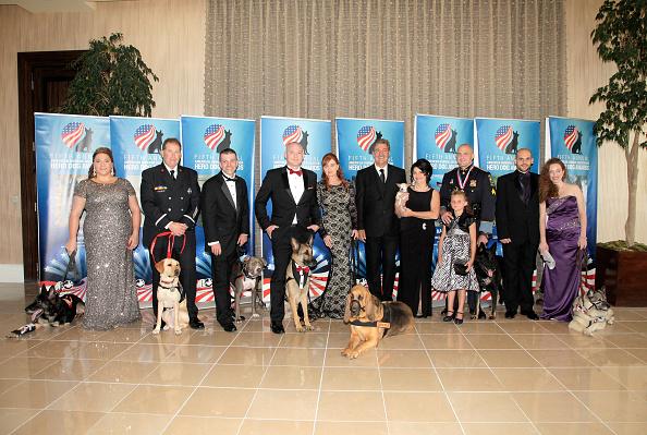 Jason Phillips「American Humane Association's 5th Annual Hero Dog Awards 2015 - Arrivals」:写真・画像(2)[壁紙.com]
