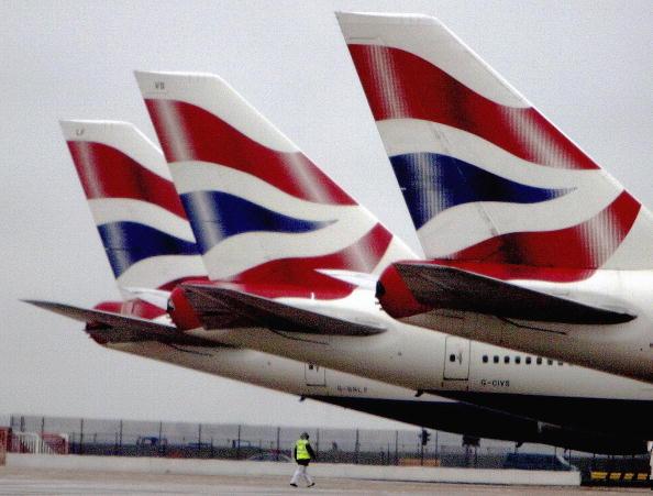 Heathrow Airport「British Airways Staff Stage Unofficial Walkout」:写真・画像(9)[壁紙.com]