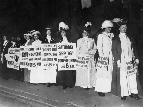 Only Women「Suffrage Speech」:写真・画像(6)[壁紙.com]
