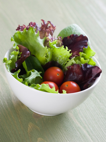 Arugula「Bowl of salad」:スマホ壁紙(14)