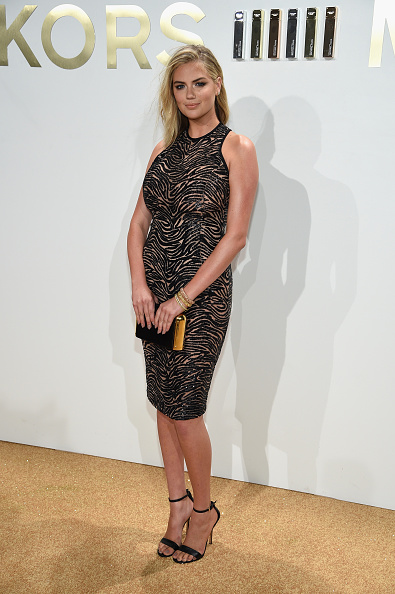 Pencil Dress「Michael Kors Hosts The New Gold Collection Fragrance Launch Featuring Duran Duran」:写真・画像(6)[壁紙.com]