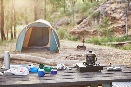 Focus On Foreground「Cooking and camping in Australian bush」:スマホ壁紙(16)