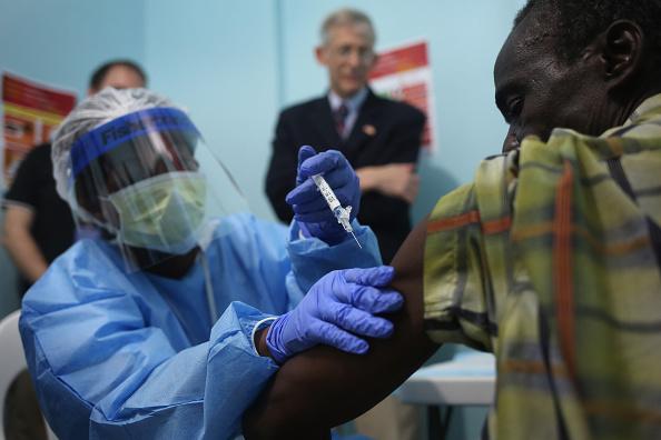 Infectious Disease「NIH Launches Ebola Vaccine Trials In Liberia」:写真・画像(15)[壁紙.com]