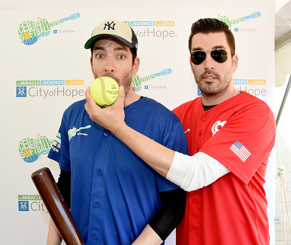 Brother「28th Annual City of Hope Celebrity Softball Game - Arrivals」:写真・画像(17)[壁紙.com]