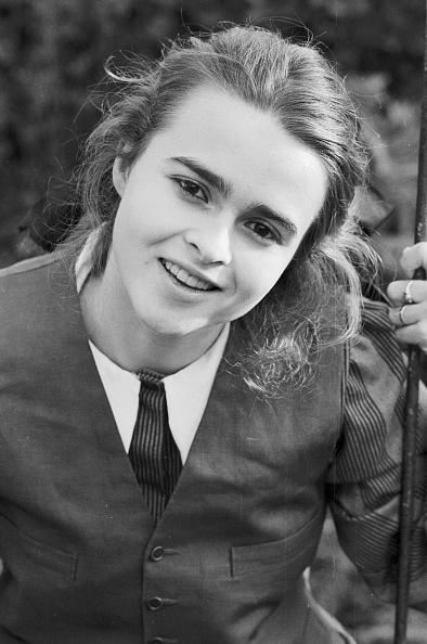 カメラ目線「Helena Bonham Carter」:写真・画像(6)[壁紙.com]