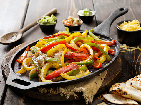 Taco「Grilled Vegetable Fajita Platter」:スマホ壁紙(4)