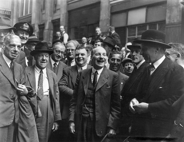 Prime Minister「C R Attlee」:写真・画像(11)[壁紙.com]