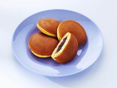 Wagashi「Japanese sweets,Dorayaki」:スマホ壁紙(11)